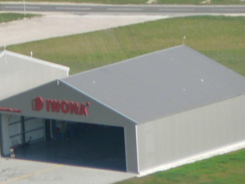 Hangar samolotowy